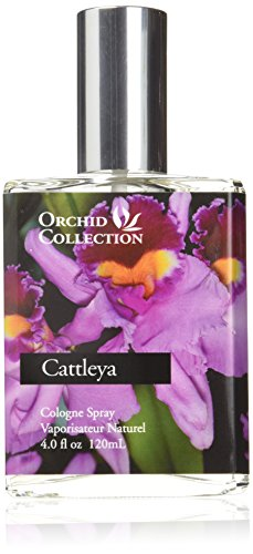 Demeter Cattleya Orchid Cologne Spray, 4 Ounce