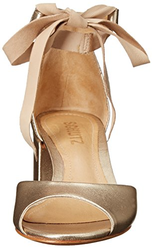 Platina Nere Dress Women Sandal SCHUTZ qpHIw5W