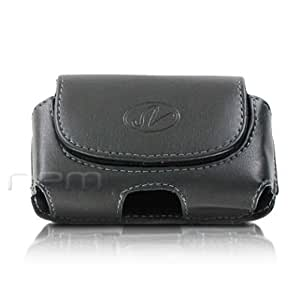 Brand New Black Color Horizontal Imitation Leather Cover Belt Clip Side Case Pouch For LG GU295 GU292 GU-295-292