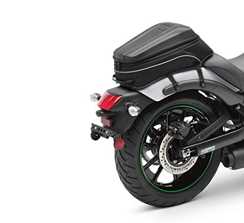 Case Top Rear (GENUINE KAWASAKI VULCAN S SOFT TOP CASE BLACK K57003-120)