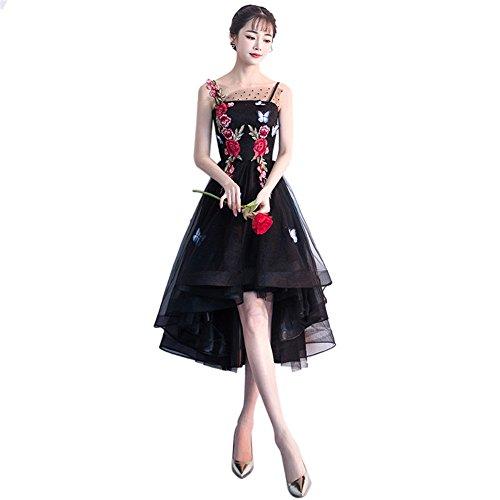 Empire Drasawee Empire Schwarz Drasawee Kleid Kleid Schwarz Drasawee Damen Kleid Drasawee Damen Damen Schwarz Empire xAgXBwqx7