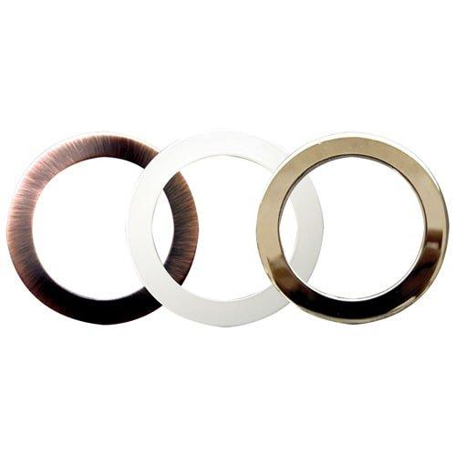 Elco Lighting RM4BZ 4 Metal Trim Rings