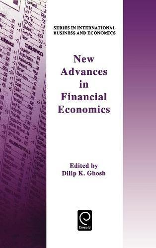 New Advances in Financial Economics (Series in International Business and Economics) (Series in International Business and Economics) (Language & Communication Library) by Emerald Group Publishing Limited