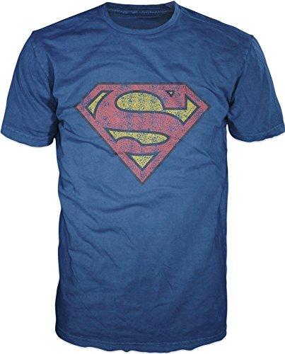 Bioworld Men's Superman Logo Tee - http://coolthings.us