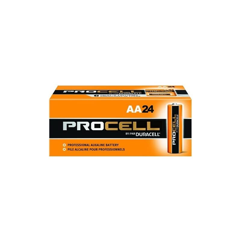 Duracell Procell AA Size - 48 Pack
