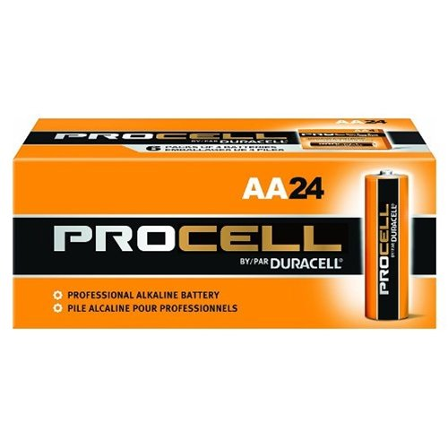 Duracell Procell AA Size – 48 Pack