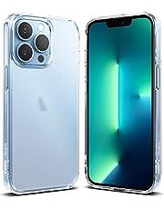 Ringke Fusion Kompatibel med iPhone 13 Pro Max Skal, Skyddande Anti fingeravtryck Fodral - Matte Clear