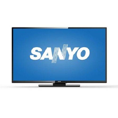 "Sanyo LED FW55D25F 55"" inch HD TV 1080p 120Hz HDTV"