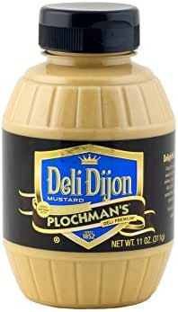 Mustard: Plochman's Deli Dijon