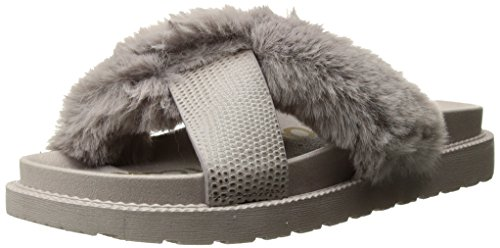 Sam Edelman Womens Bianca Slide Sandal Grey