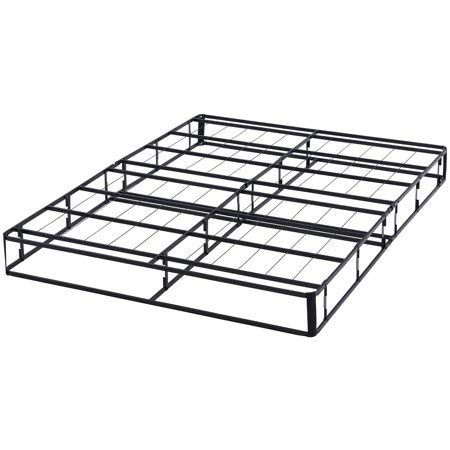 Mainstay Half-Fold Metal Box Spring (Full)
