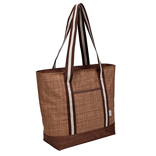 quilted cooler tote - 5