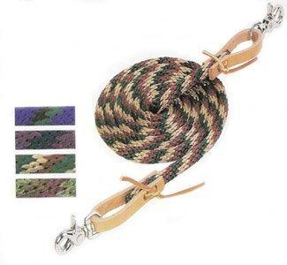 Weaver Poly Nylon Roper Reins - Size:3/8