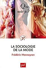 La sociologie de la mode