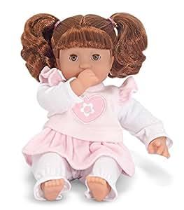 Melissa & Doug 14883 - Brianna, muñeco bebé, 31 cm