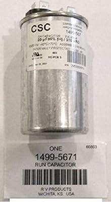 Amazon com: Coleman Mach 1499-5671 Air Conditioner Run