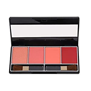Miss Claire Mineral Blusher Kit 3716-4-3, Multi, 14 g