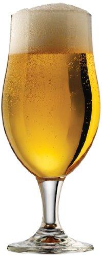 Libbey Craft Brews 16.6-Ounce Clear Belgian Ale Glass Set, 4-Piece
