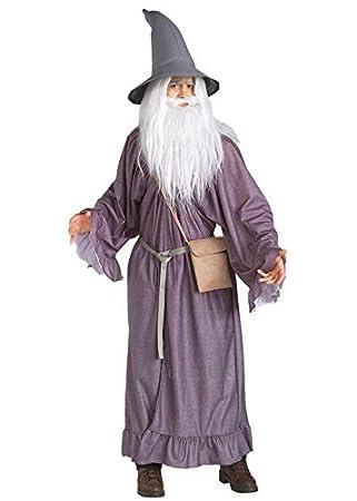 Mens señor de los anillos Gandalf traje: Amazon.es: Juguetes ...