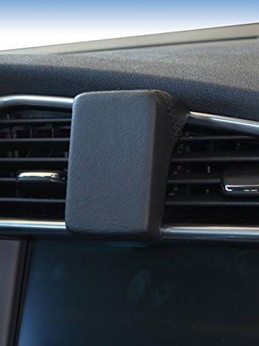 KUDA 287270 Halterung Echtleder schwarz für Citroën C4 10/2010-