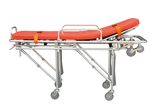 Emergency Medical Hospital Stretcher Ambulance Automatic ...
