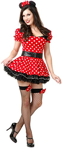 Miss  (Pinup Mouse Sexy Adult Costumes)