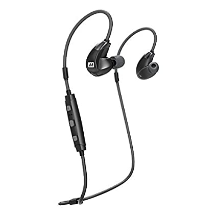 7ee810f19b5 Image Unavailable. Image not available for. Color: MEE audio EP-X7Plus-BK-MEE  Stereo Bluetooth Wireless Sports in-Ear