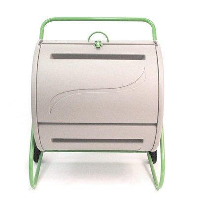 (Redmon Green Culture Compost Tumbler, 37 Gallon, Gray)