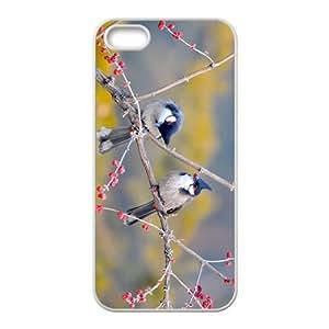 Wild Bird Hight Quality Plastic Case for Iphone 5s