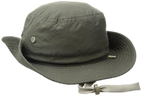 White Sierra Men's Bug Free Brim Hat, Large/X-Large, Dark Sage