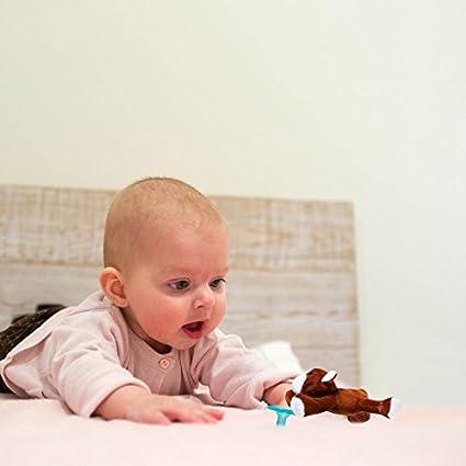 Chupete para bebé con diseño de animales y chupetes de ...