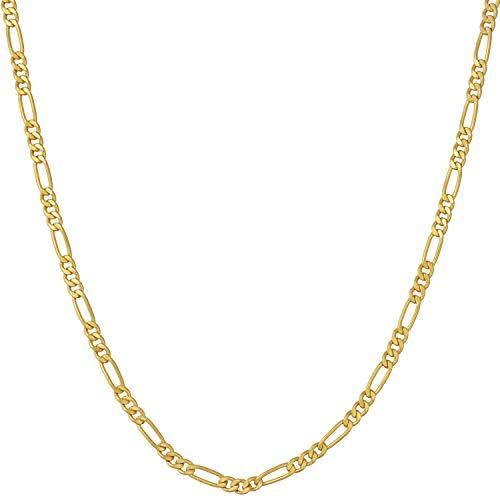 Lifetime Jewelry 2.5mm Figaro