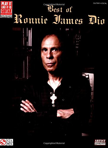 Download Best of Ronnie James Dio (Play It Like It Is Guitar) PDF