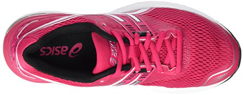 Femme Running Gel Black Asics Chaussures 9 de Pink Silver Pulse Rose Cosmo 1XwwgqY