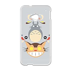 Happy Cute Cat Hot Seller Stylish Hard Case For HTC One M7