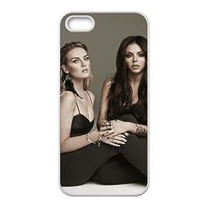 Funda iPhone caso 4 4s del teléfono celular funda blanca pequeña mezcla N1L3HZ