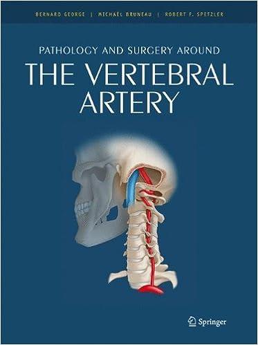 Pathology And Surgery Around The Vertebral Artery 9782287897863