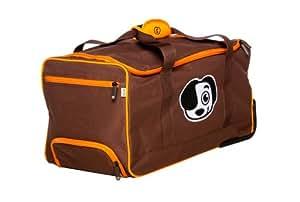 The Shrunks Wheeled Travel Bag