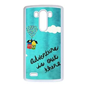 Adventure Is Out There For LG G3 Case Cell phone Case Rjdc Plastic Durable Cover