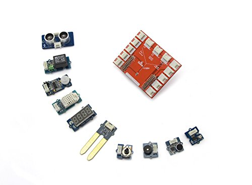 Seeedstudio-Grove Starter Kit for LaunchPad