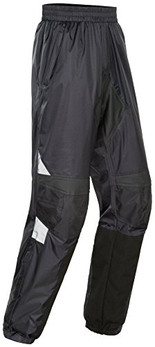 Tour Master Sentinel Motor Officer Men's Pants Sports Bike Motorcycle Rain Suits - Black / - Bike Sport Suit