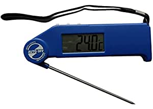 CINLLA® Conform LFGB Safety standards food thermometer waterproof folding thermometer