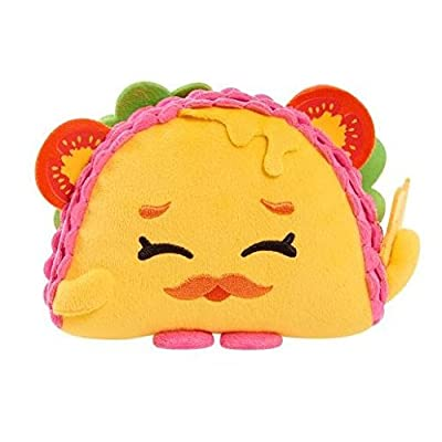"Shopkins Taco Terrie 6"" Plush by Just Play Plush: Toys & Games"