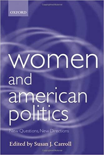 Download gratis epubbøger til android tablet Women and American Politics: New Questions, New Directions (Gender and Politics Series) by Susan J. Carroll PDF ePub MOBI