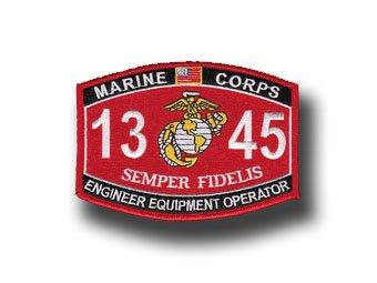 Engineer Equipment Operator Marine Corps MOS 1345 5