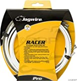 Jagwire Racer Complete Cable & Housing Kit, Road, White