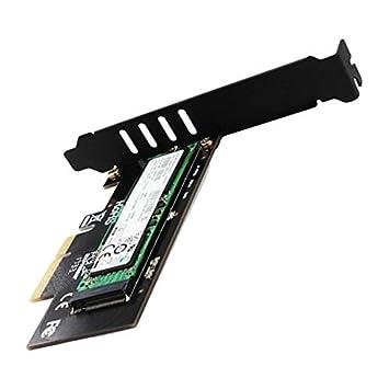 KESOTO Tarjeta de Expansión Host Adaptador PCIe NVME M.2 NVME SSD a PCI Express 3.0 X4 Componentes Electrónicos Ensayo Eléctrico