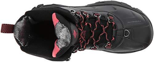 nero donna heat rosso Omni Bugaboot scarpe nero Plus tramonto da Columbia da Iii trekking xSavzn