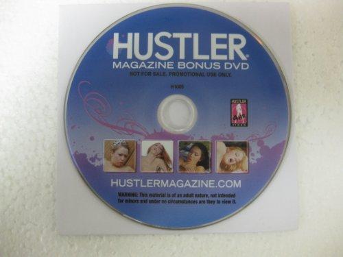 Hustler Magazine Bonus Adults Only DVD Triple X From Hustler Video N1005 - Dvd Hustler Video