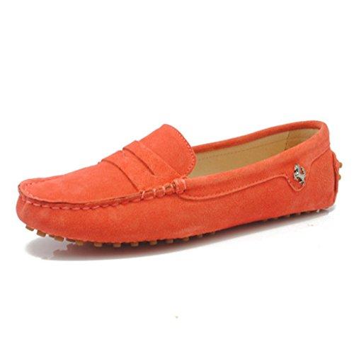 Sandales Orangered Femme Meijili Orange Plateforme 4AxqUSBdSw